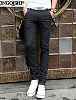 AOLONGQISHI® Men's Casual Pure Suits Pants (Cotton/Linen) 916