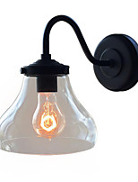 WESTMENLIGHTS Bell Glass Wall Sconce