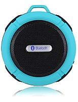 Wireless Portable Waterproof Bluetooth Speaker V3.0+A2DP ISSC Stereo Bass Shower Outdoor Car Speaker