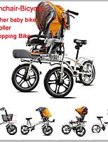 yabb cochecito-bicicleta ™ carro cochecito convertible 3 ruedas madre&bebé 16