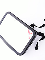 Baby Mirror Black Rectangle Car Adjustable Baby Safety Mirror