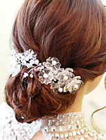 Hars Vrouwen Helm Bruiloft/Speciale gelegenheden Hoofdketting Bruiloft/Speciale gelegenheden 1 Stuk