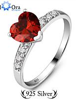 2015 High Quality Women Fashion Jewelry Classic Silver Rhinestone Wedding Bends Ring