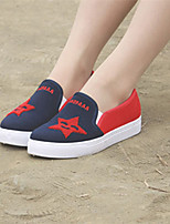 Women's Shoes Canvas Flat Heel Round Toe Fashion Sneakers Casual More Colors available