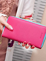 Handcee® Hot Selling Simple Design Women PU Clutch Wallet