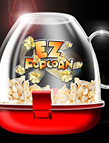 Ez Popcorn Maker Microwave Oven Pop Corn Maker