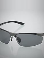 mannen 's gepolariseerde wrap zonnebril