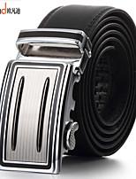 ALLFOND Men Party/Work/Casual Alloy/Leather Calfskin Waist Belt PZD4041-07