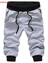 New 2015 Casual Pants Sweatpants Fashion Men's Short Pants