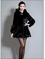 Women Faux Fur Tops (Lined)