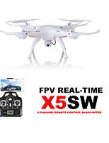 SYMA X5SW Drone Four Axis Gyroscope UFO Mini Remote Control Aircraft Helicopter With Camera Model