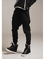 Men's Casual/Sport Pure Sweatpants Pants