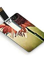 64GB Sunflower Design Card USB Flash Drive