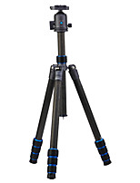 NT-6264CK travel pure carbon fiber DSLR digital camera tripod