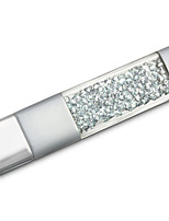 32GB Diamond+Crystal Gift USB Flash Drive