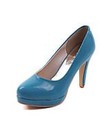 Women's Shoes Synthetic Stiletto Heel Heels/Basic Pump Pumps/Heels Office &