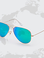 Unisex 's Anti-Reflective Rectangle Sunglasses