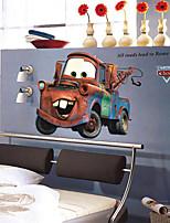 murali Stickers adesivi murali, cartoon auto adesivi murali mater pvc