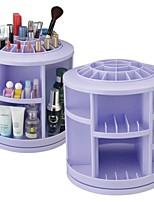 di alta qualità a 360 gradi di rotazione caso cosmetico enorme capacità (colori assortiti)