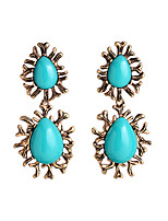 Fashion Drip Gem Drop Earrings(1Pair)