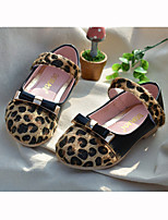 Girls' Shoes Casual Closed Toe Flats Black/Pink/White