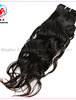 Wholesale 16 Inch 7A Human Hair Natural Wave Full Cuticle Virgin Remy Hair Weft
