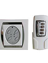 4 interruptor de control de canal digital remoto inalámbrico