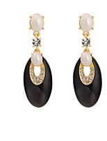 Women's  Fashion Individuality Alloy Pendant Earrings HJ0005