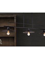 Chandeliers Mini Style Traditional/Classic/Rustic/Lodge/Vintage Dining Room/Kitchen/Study Room/Office/Game Room Metal