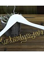 Bruiloft - Haar/Bruid/Bruidsmeisje/Echtpaar Wit/Koffiebruin