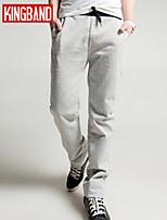 Men's Casual/Sport Pure Sweatpants Pants (Cotton Blends) KB6C16