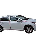 il nuovo general motors autoadesivo corpo styling adesivi per auto fai da te 6 colori 10m / lot