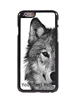 Personalized Gift The Wolf Design Aluminum Hard Case for iPhone 6