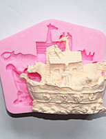 Bakeware Noah's Ark Fondant Mold Cake Decoration Mold