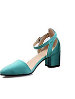 Women's Shoes  Kitten Heel   Heels  Pointed Toe  Pumps/Heels  Outdoor  Casual