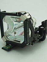 substituição da lâmpada do projetor / elplp10s bulbo / v13h010l10 para EPSON EMP-710 / emp-500 / emp-510 / emp-700 / powerlite 710c