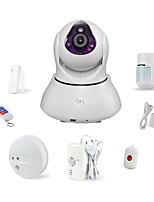 Snov 720P Wifi Intelligent Pan & Tilt IP Camera Alarm, IP Camera Home & Business Use, Security IP Camera Alarm