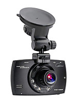 CAR DVD - Full HD/Uscita video/Sensore G/Rilevamento movimenti/Grandangolo/1080P/HD/Antiurto/Foto in fermo immagine - CMOS da 5.0 MP ,