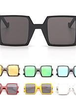 Women 's Mirrored Square Sunglasses