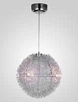 Chandeliers Modern/Contemporary Living Room/Bedroom/Dining Room/Study Room/Office/Hallway Metal