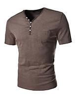 Quality Cotton 2015 Men Short Sleeve Sport MEn T-Shirt