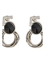 Women's Classic Individuality Digit 5 Stud Earrings HJ0092