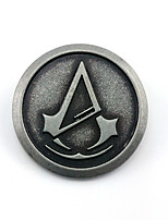 Assassin's Creed Alloy Badge/More Accessories