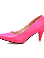 Women's Shoes  Stiletto Heel Heels Pumps/Heels Party & Evening/Dress Black/Blue/Red