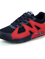 Running Men's Shoes Tulle Black/Blue/White
