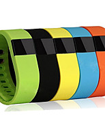 DGZ TW64  Band Fitbit Smartband Smart sport bracelet Wristband Fitness tracker flex Watch for ios android Bluetooth 4.0