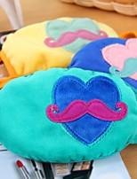사랑스러운 수염 패턴 양털 먼지 방지 겨울 열 어린이 건강 거즈 마스크 (임의의 색) 얼굴 마스크를 마스크