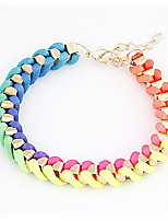 OL Style Braided Rope Bracelet(Assorted Colors)