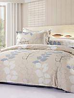 AIWODE® 100% Cotton Queen Duvet Cover Sets Comfortble