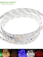 4 x 1M 4.5W 60x3528SMD RGB / White / Green / Blue / Yellow / Red / Cold White / Warm White LED Light Strips (DC 12V)